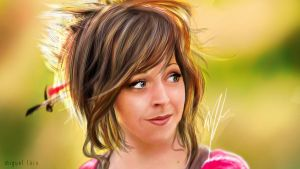 Lindsey Stirling by mal87