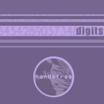 Digits CD cover 2 by MikeCR9999