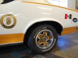 72 Indy Pace Car Hurst Olds by Partywave