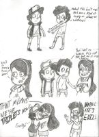 Double Dipper by L-Veda