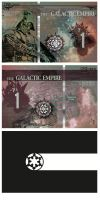 Galactic Empire: Flag,Currency by kawaii-namine