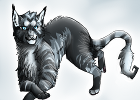 Jayfeather Ancientstuck by MimiDetNazca