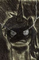 Don't Screw With Me! by Isoscelescube