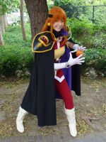Lina Cosplay by maridah