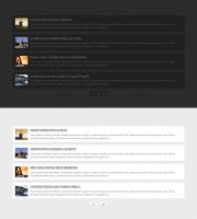 Vertical News Carousel PSD by elemis