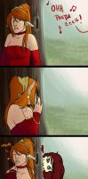 Comic: DrixHenning by MonsterBell
