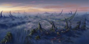 Sea of Clouds by phantastes
