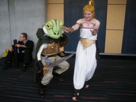 Frog and Marle - Otakuthon 10 by Ryukai-MJ