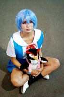 Rei Ayanami Unplugged Expo 2015 #06 by Lightning--Baron