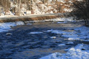Frigid Waters of Vermont by Maeve09