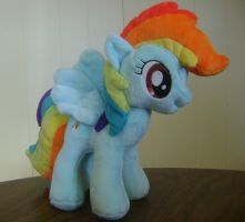 Rainbow Dash #2 by ManlyStitches
