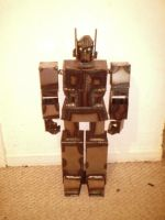 welded optimus prime pic 2 by edstuff
