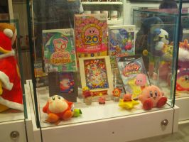 Kirby 20th at Nintendo World 08 by MarioSimpson1
