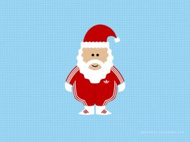 Santa Sports Adidas by aboutface