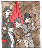 Spartakus 1919 by the-black-cat