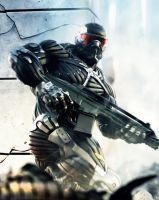 Crysis 2 nanosuit 2 by 1zomg-a-peanut1