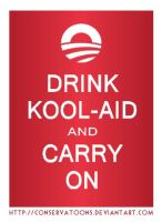 Drink Kool-Aid by Conservatoons