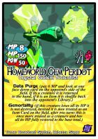 Titan Clash Homeworld Gem Peridot by Tyrranux