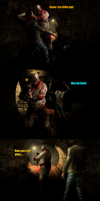 Outlast Comic - Reality sucks for Walker by DeathsFugitive