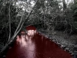 The Water Runs Red by Gorejes
