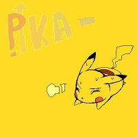 Pika is just too hot by AppleLove