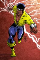 Luke Cage by drdre74
