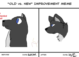 Improvement Meme by BanditKat