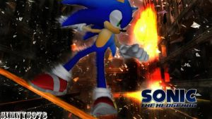 Sonic grinding in Crisis City by simnys978