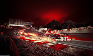 FERRARI WALL by InternazionaleSFA