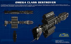 Omega Class destroyer ortho [new] by unusualsuspex