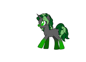 New OC- Toxa by thequeenalien