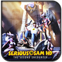Serious Sam 2 HD The Second Encounter by Narcizze
