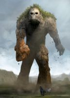 Earth Colossus by EthicallyChallenged