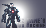 War Machine by Flamgodian