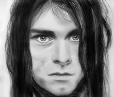Kurt Cobain by lihnida