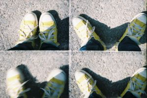8 pairs of awesome. by Plodding