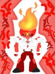 Inside Out Bots - Anger by ImaginationDiva