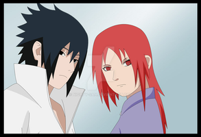Sasuke x Karin by Nighty-san