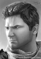 Uncharted 3 - Nathan Drake by altairezio