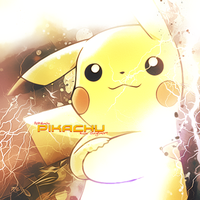 Pikachu by eMaGFX