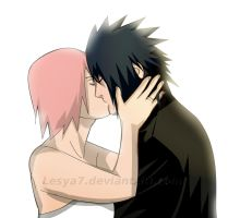 SASUSAKU: Happy by Lesya7