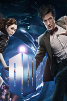 Doctor Who iPod wallpaper by chaucolai