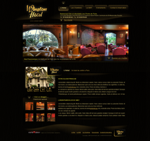 Winston hotel by shark-graphic