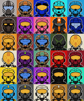 RvB icons by pfennings