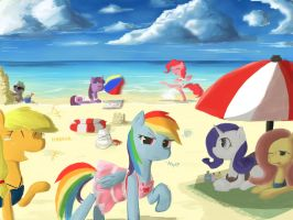 Summer by BerryDrops