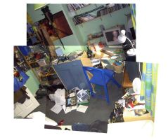 Room Collage by CriChTon