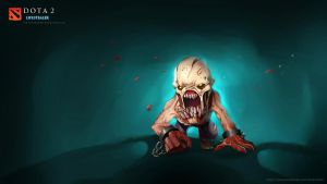 Lifestealer - Chibi DotA 2 by VirtualMan209