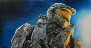 Master Chief by DREIII