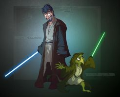WE CAN HANDLE THE DARK SIDE TOGETHER by JWiesner