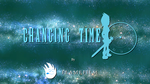 The Changing Time logo by FlameFilm